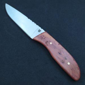 Couteau de cuisine inox Le vaillant par Ankart Creations