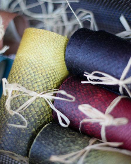 Le cuir marin : le luxe eco responsable